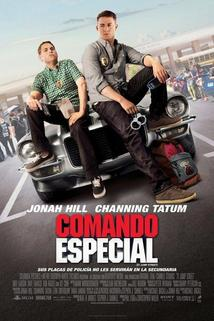 Película Comando Especial