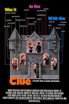 Clue: El Castillo del Misterio
