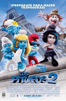 Película The Smurfs 2
